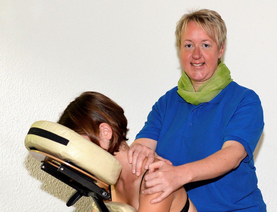 Fehlerhafte Massage